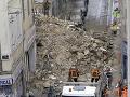 V Marseille odložili pátranie po preživších: Hrozí zrútenie ďalších budov