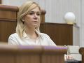 Ministerka vnútra Saková: Ladislava Bašternáka vyšetrujú v ďalších troch veciach