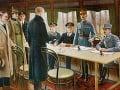 Kapitulácia Nemecka 1918
