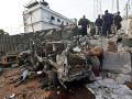 Masaker v centre mesta: Bombový útok si vyžiadal najmenej 32 životov