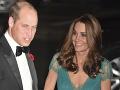 Vojvodkyňa Kate si obliekla staré šaty: Neuveriteľné, veď len nedávno rodila!