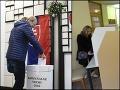 Komunálne voľby sa začali. Ľudia si prichádzajú zvoliť svojich zástupcov už od skorých ranných hodín.