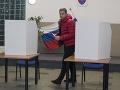 FOTO Predseda parlamentu Andrej Danko odvolil: Svoj hlas odovzdal v Miloslavove