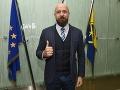 Trnava bez zmeny na primátorskom poste: Občania opätovne zvolili Petra Bročku