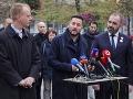 Vallo o nástupe novej generácie: VIDEO Je to nezastaviteľné, ľudia na Slovensku chcú zmenu
