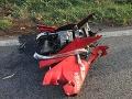 Motorkár spôsobil nehodu, nafúkal takmer 3 promile: Súd rozhodol v superrýchlom konaní
