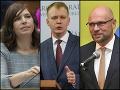 Opozícia oslavuje výsledky volieb! Slováci ukázali, že majú plné zuby Smeru
