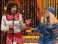Dárius Koči a Juraj Loj sa zmenili na dámy zo švédskej skupiny ABBA.