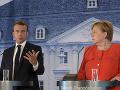 Macron a Merkelová to vidia jasne: Voľby v separatistických oblastiach na Ukrajine sú nelegálne