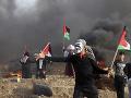 Prímerie v pásme Gazy: Palestínske militantné skupiny zložili zbrane