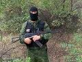 MIMORIADNA SPRÁVA NAKA obvinila prvého Slováka bojujúceho za proruských separatistov