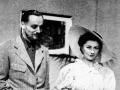 Vilma Jamnická s manželom