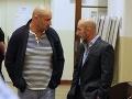 Pokračovalo pojednávanie s obžalovanými vo veci vraždy údajného mafiánskeho bossa Miroslava Sýkoru.