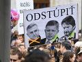 AKTUALIZOVANÉ Organizátorov Za slušné Slovensko vypočúva NAKA: Ficov útok na mimovládky a novinárov