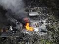 Nešťastie na východe Ukrajiny má svoje obete: Všetci 17 baníci výbuch neprežili