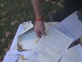 Starostka obce Brunovce dala spáliť úradné dokumenty.