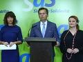SaS kritizuje policajného šéfa za šikanovanie Slovákov: Veľká výzva