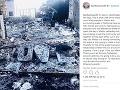 Liam Hemsworth vyjadril podporu všetkým obetiam ničivých požiarov.