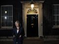 Britská premiérka oznámila dnes večer, že dohoda o brexite je podpísaná.