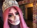 Zuzana vie, ako zaujať aj na Halloween.