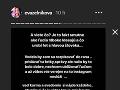 Eva Zelníková sa tiež k veci verejne vyjadrila na svojom profile.