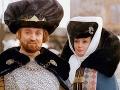 Rolf Hoppe ako kráľ v rozprávke Tri oriešky pre Popolušku.