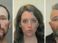 Trojica podvodníkov vylákala od ľudí 400-tisíc dolárov cez verejnú zbierku.