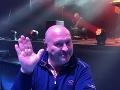 Michal David pozdravuje Slovensko a pozýva na ďalšie svoje koncerty.