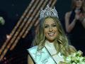 Miss Universe SR 2018 Barbora Hanová.