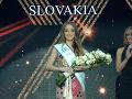 2. vicemiss Universe SR 2018 - Kristína Vargová