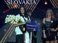 Marta Kunáková získala titul za najpríjemnejší hlas.