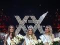 2. vicemiss Universe SR 2018 Kristína Vargová, Miss Universe SR 2018 Barbora Hanová, 1. vicemiss Universe SR 2018 Sofia Sekelová