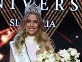 Finále Miss Universe SR 2018: Nová kráľovná krásy je známa... TOTO je ona!