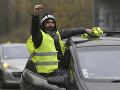 Vo Francúzsku to naďalej vrie: Protesty žltých viest si vyžiadali ďalších zranených