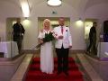 Martin Jakubec a Božanka si svoje oficiálne áno povedali v stredu.