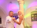 Prvý tanec nevesty a ženícha.