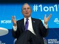 Vďačný svojej alma mater: Miliardár Bloomberg daruje svojej univerzite tučný balík peňazí