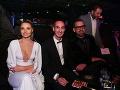 Časť poroty finále Miss Universe SR 2018.