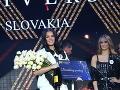 Miss Europa 2 sa stala súťažiaca s číslom 7 Marta Kunáková.