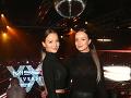 Na finálový večer sa prišli pozrieť aj Daniela a Veronika Nízlové.