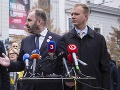 Progresívne Slovensko predstavilo kandidátov do eurovolieb: Sú pre nich nesmierne dôležité