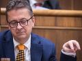 Zotrvanie Glváča na poste podpredsedu parlamentu je výsmechom, myslí si politológ