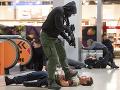 FOTO Najväčší zásah proti teroristom na letisku: Nemecká polícia sa pripravovala na najhoršie