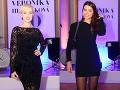 FOTOgaléria z módnej šou Veroniky Hložníkovej: Kveta Horváthová v čipke, Chomisteková v ultra mini!