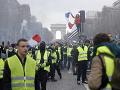 Tvrdý odkaz Marcona protestujúcim: Vláda je ochotná zmeniť metódy, nie politiku