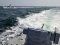 Porošenko zvolal vojnový kabinet: VIDEO Rusko zajalo tri ukrajinské lode pri pobreží Krymu