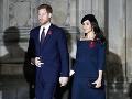 Princ Harry a jeho tehotná manželka Meghan by sa mali sťahovať z Kensingtonského paláca vraj už čoskoro