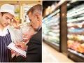 Hrôzostrašné výsledky z kontrol potravín: Kupujeme pokazené mlieko aj mäso, pokuta za milión eur