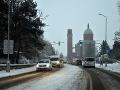 Na Slovensko začína prúdiť studený vzduch, pocitová teplota niekde klesla až na -14
