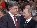 Porošenkovi a Putinovi by